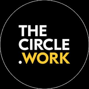 The Circle .Work logo
