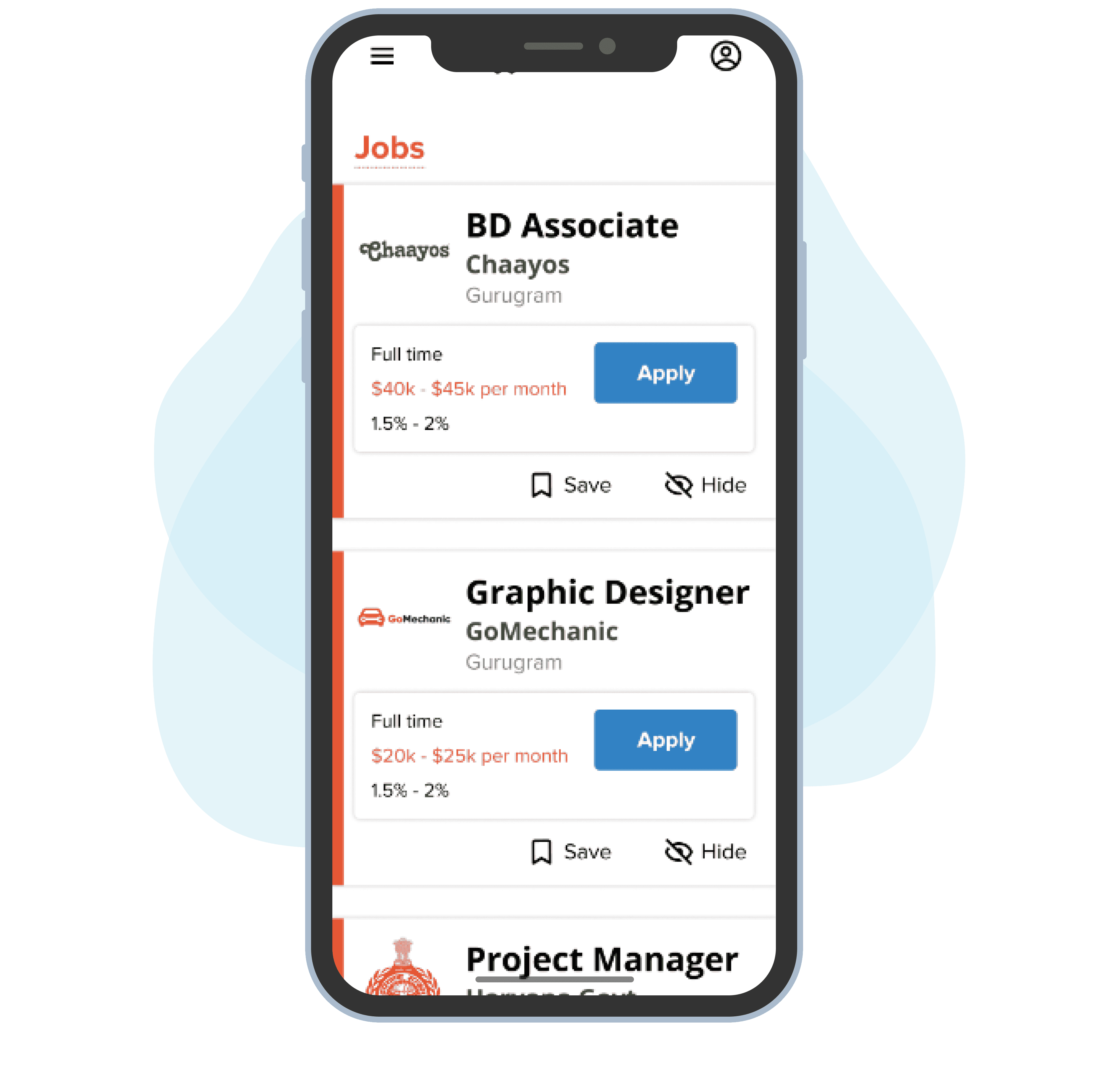 Apply for Work