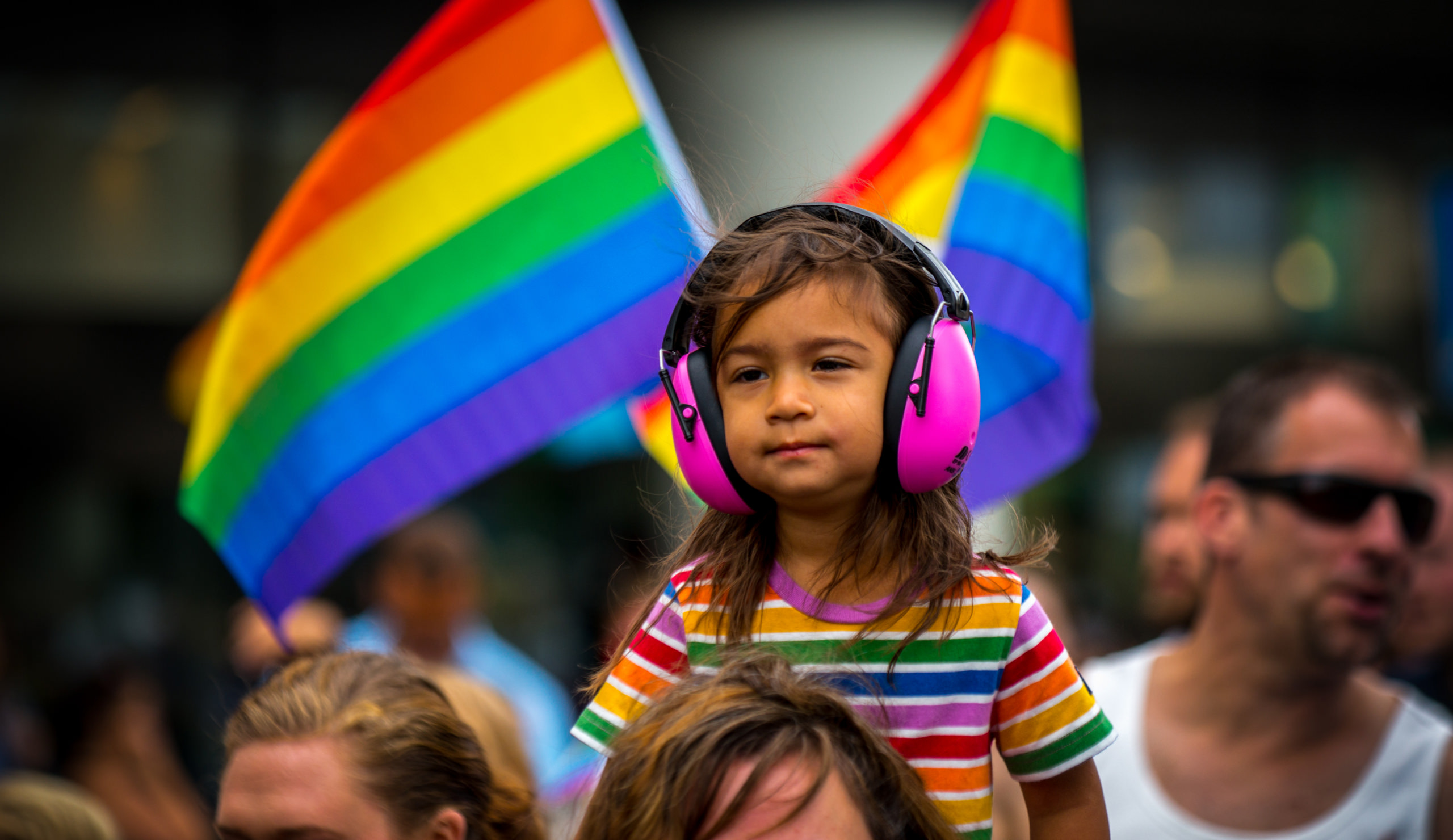 Pride in Malmö, Sweden