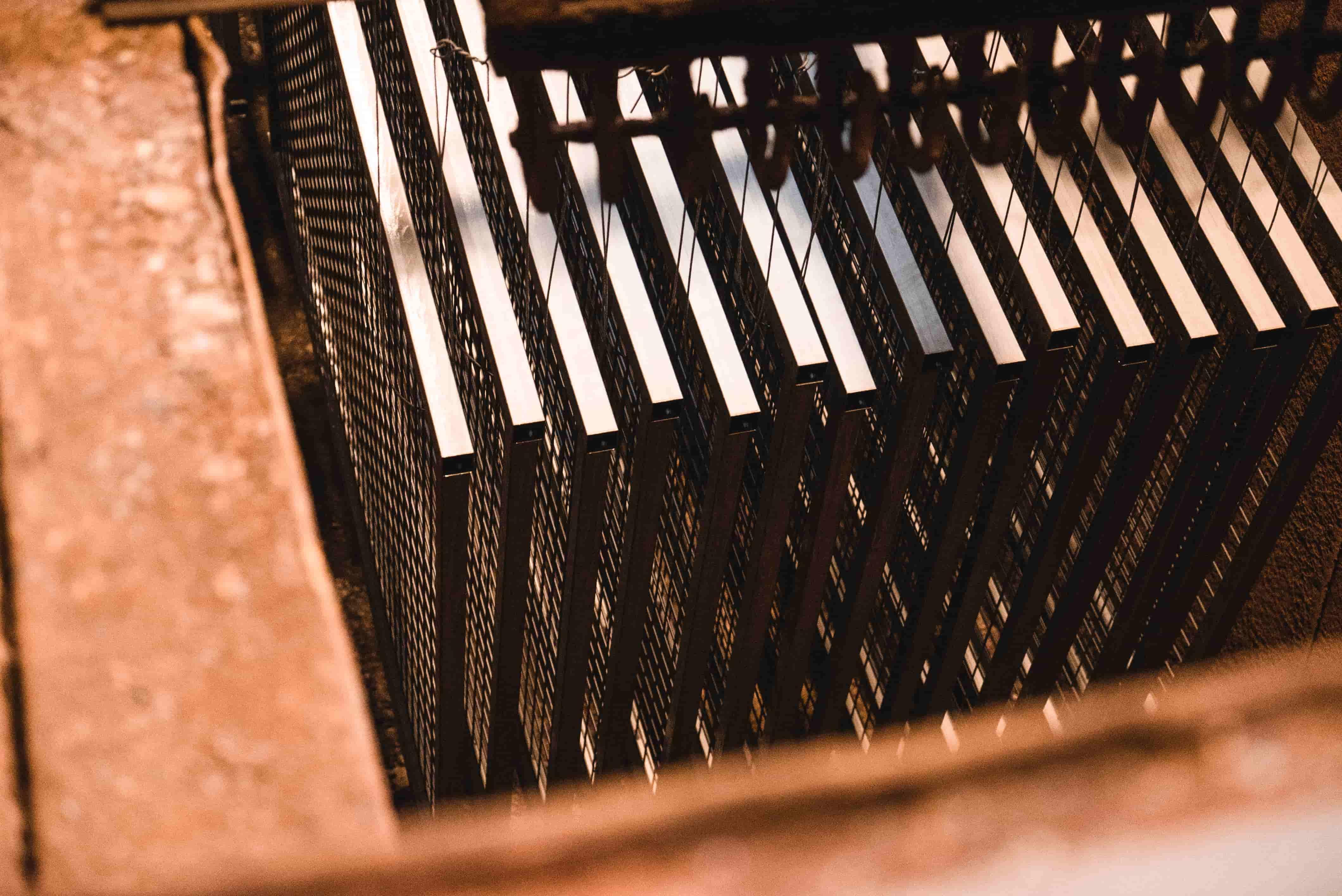 Séchage d'une pièce métallique avant un traitement de galvanisation