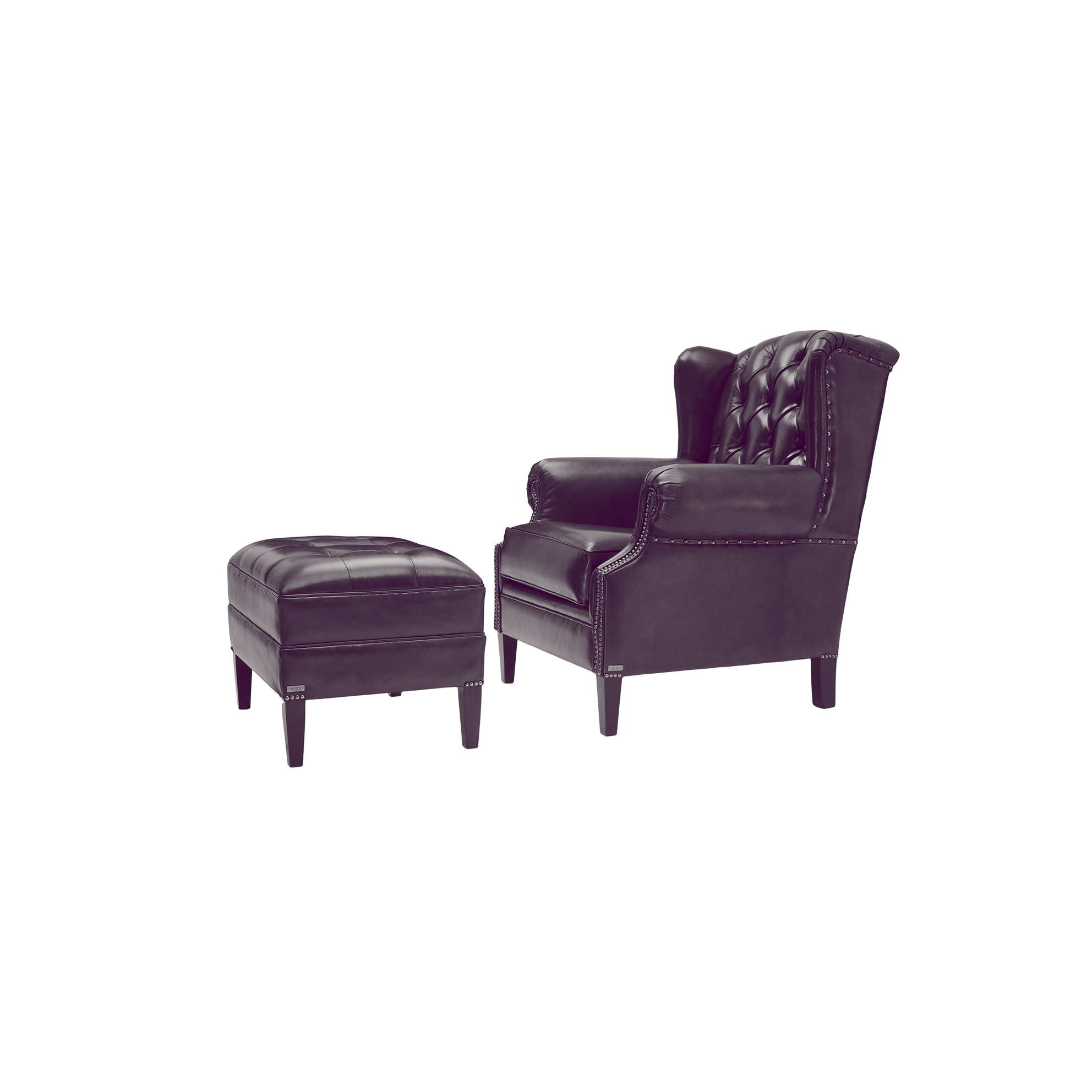 leather armchair single seater