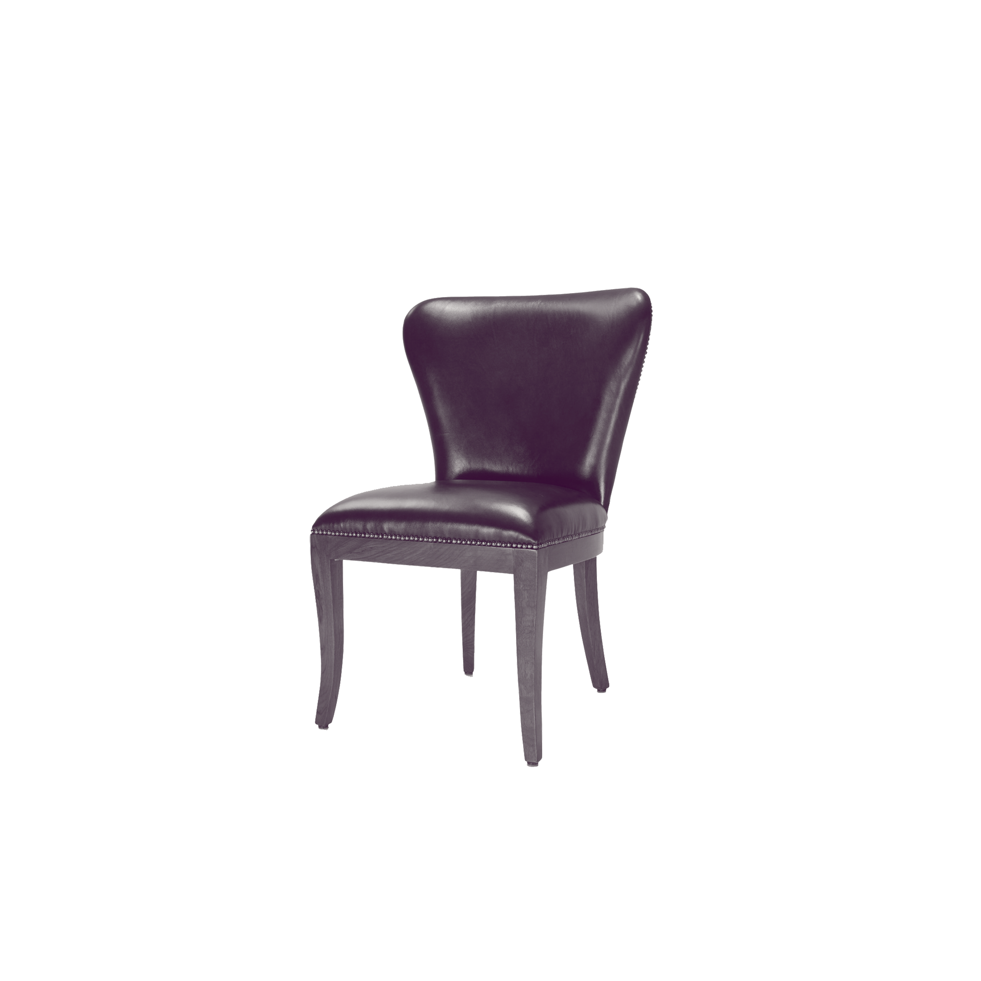 dining chair leather