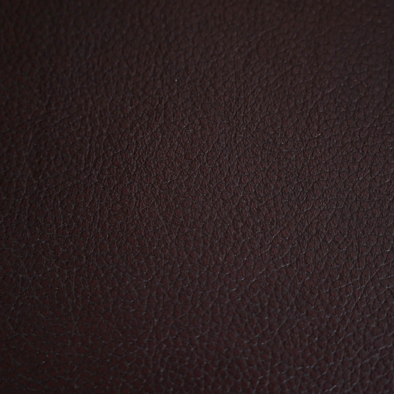 antique flame red leather