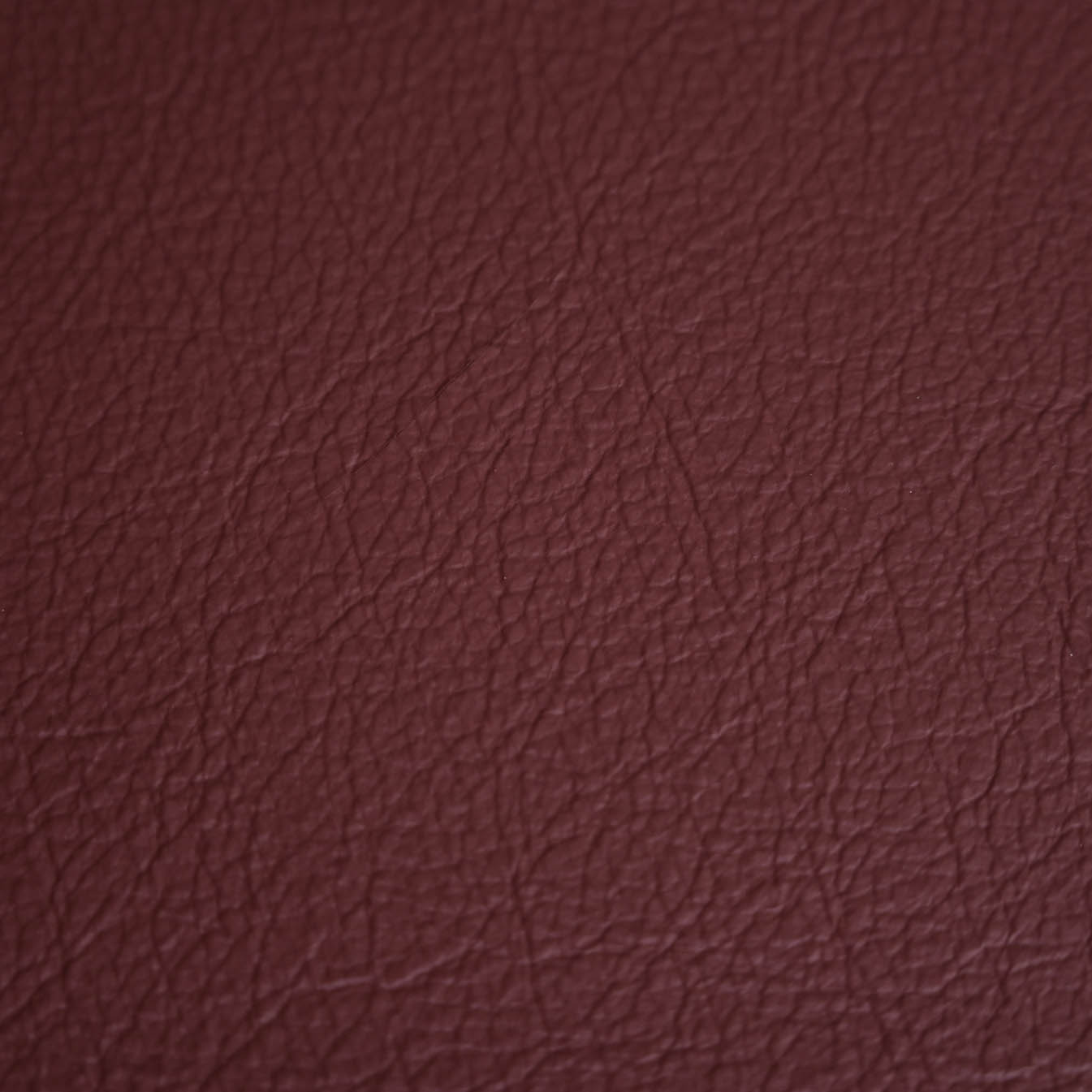 nappa leather in cherry color