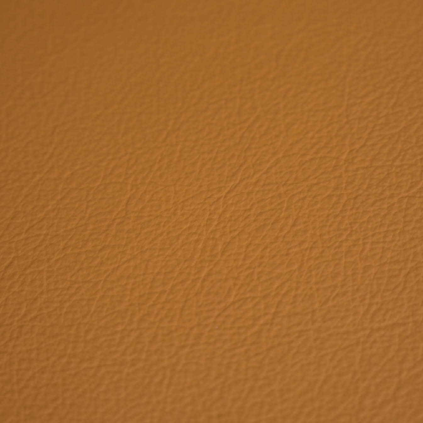 nappa leather in marigold color