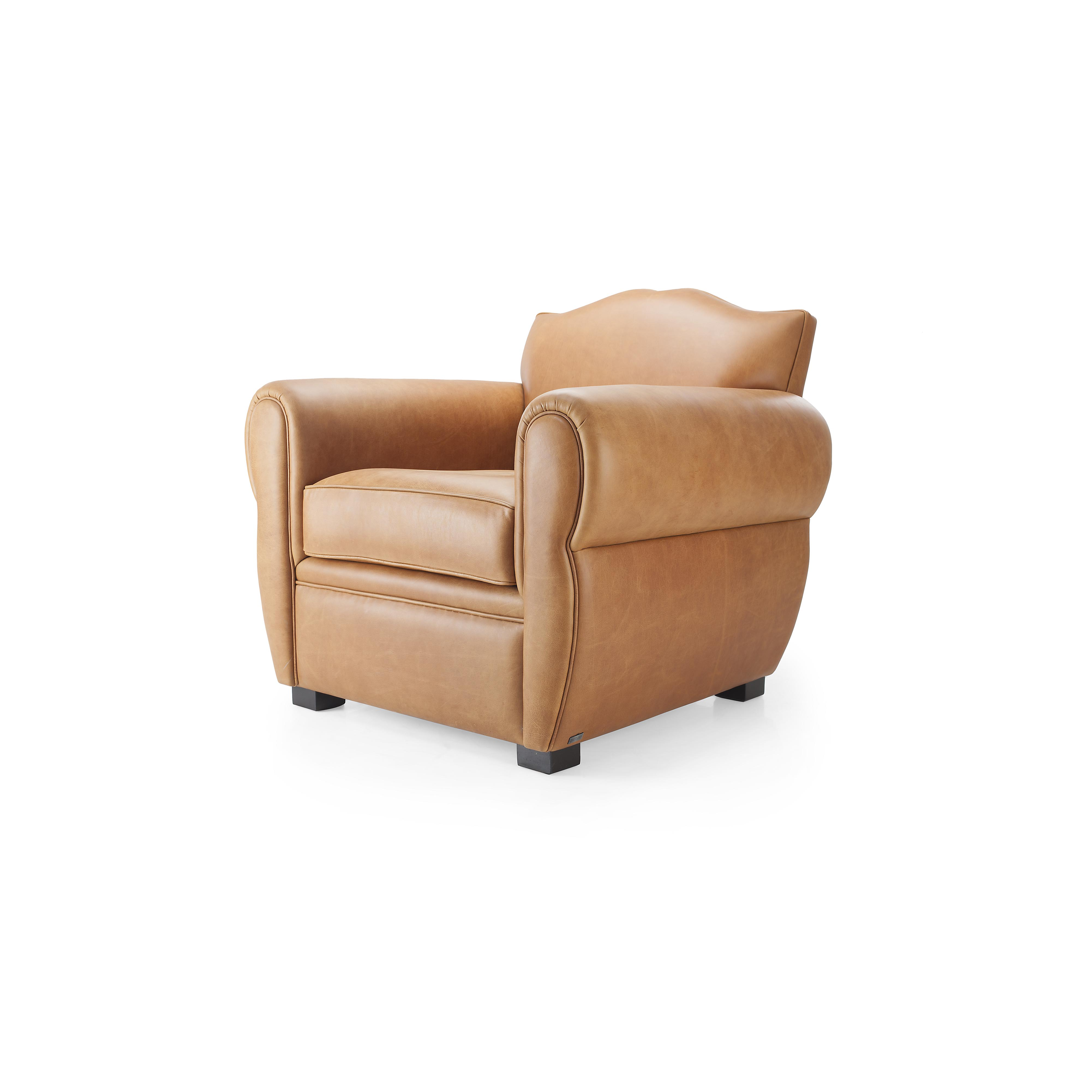 Mustache armchair