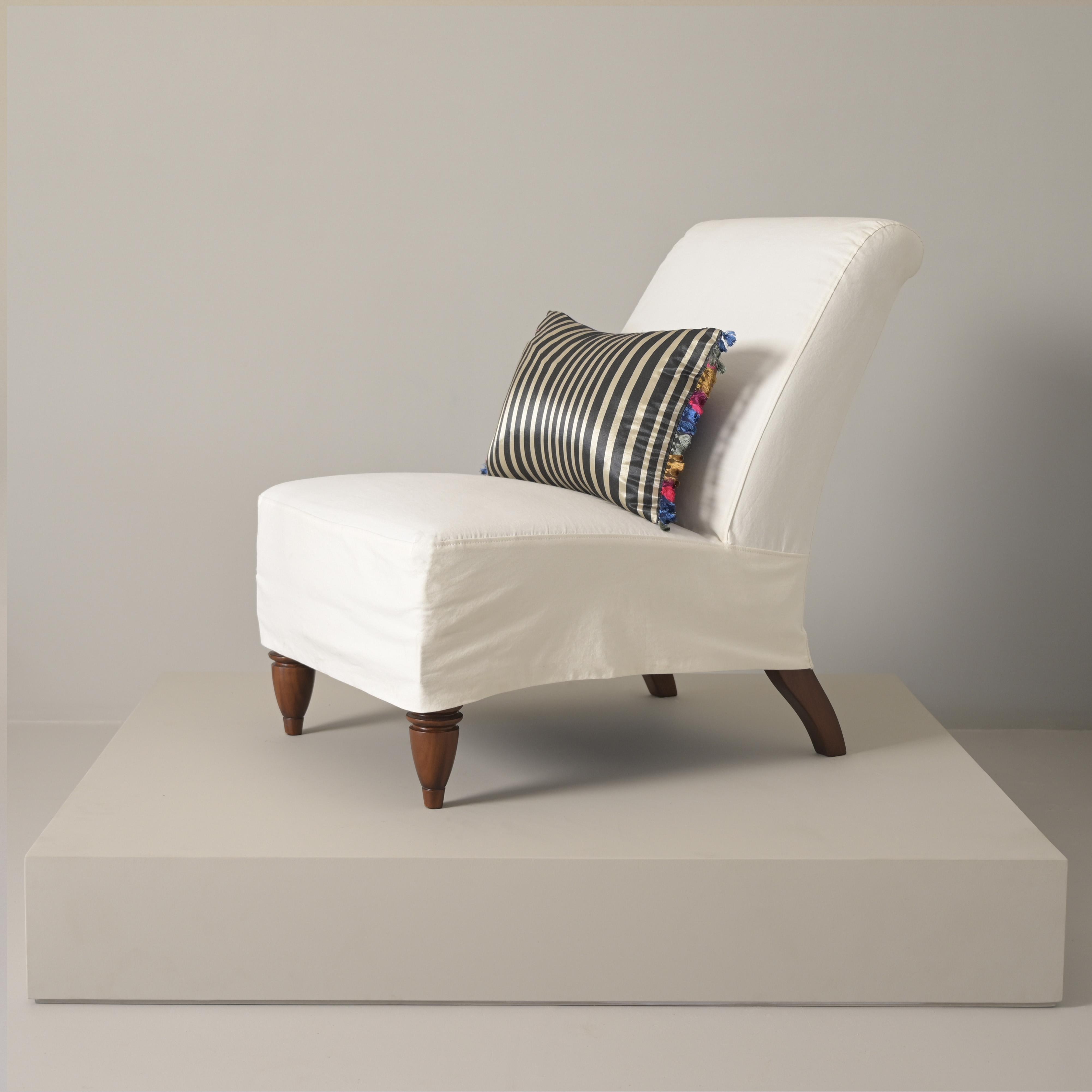 Lisbon slipper chair