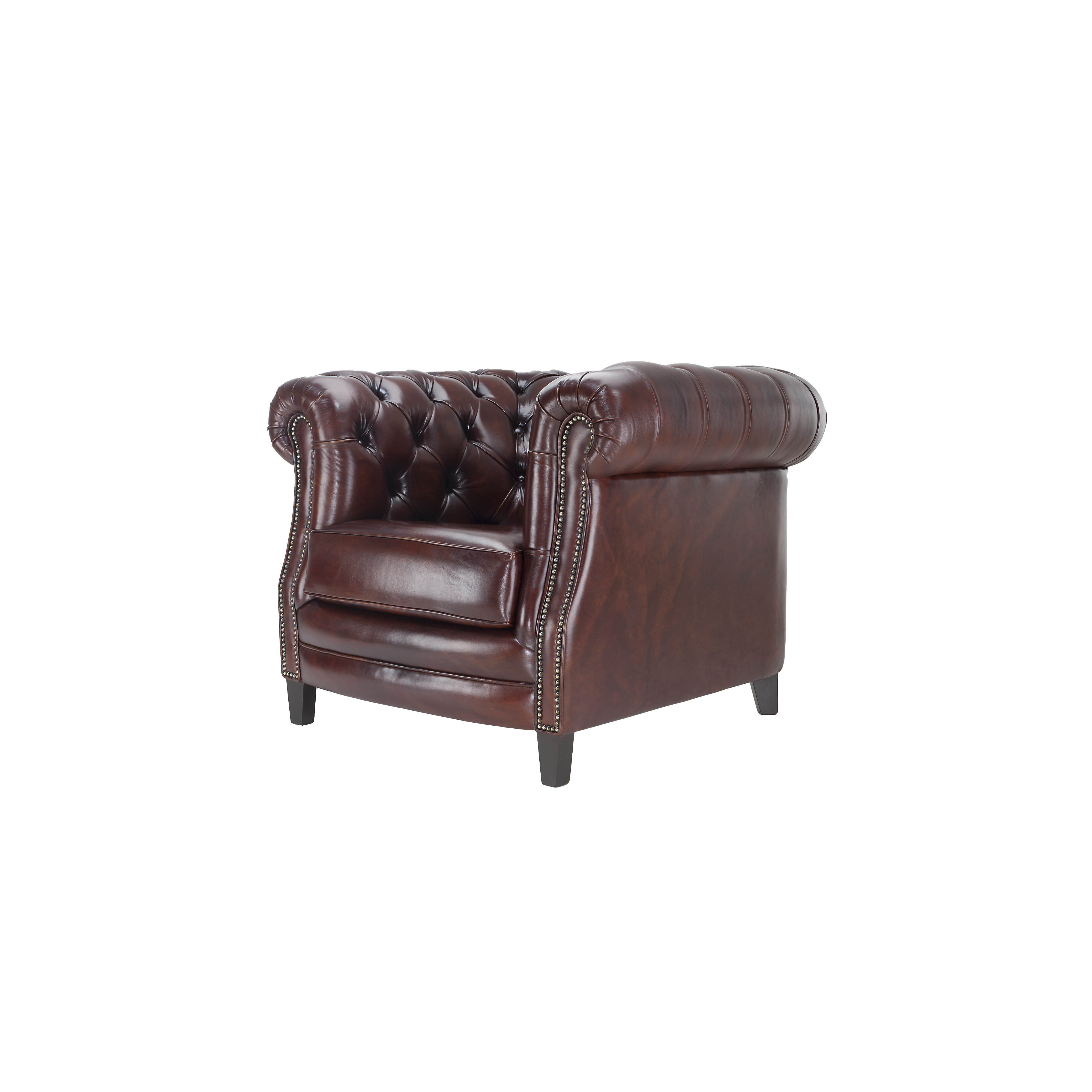 Knight armchair