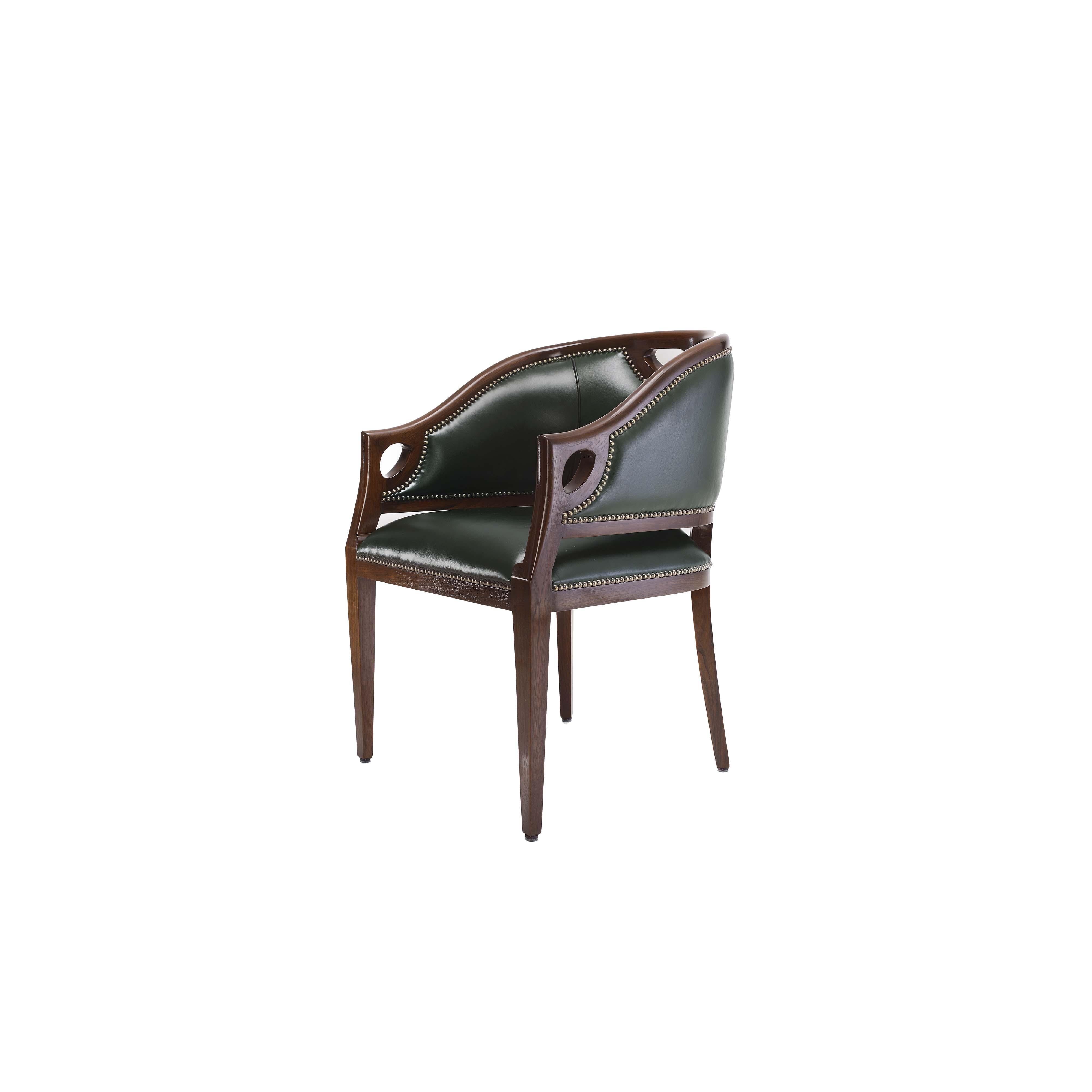 Tub armchair