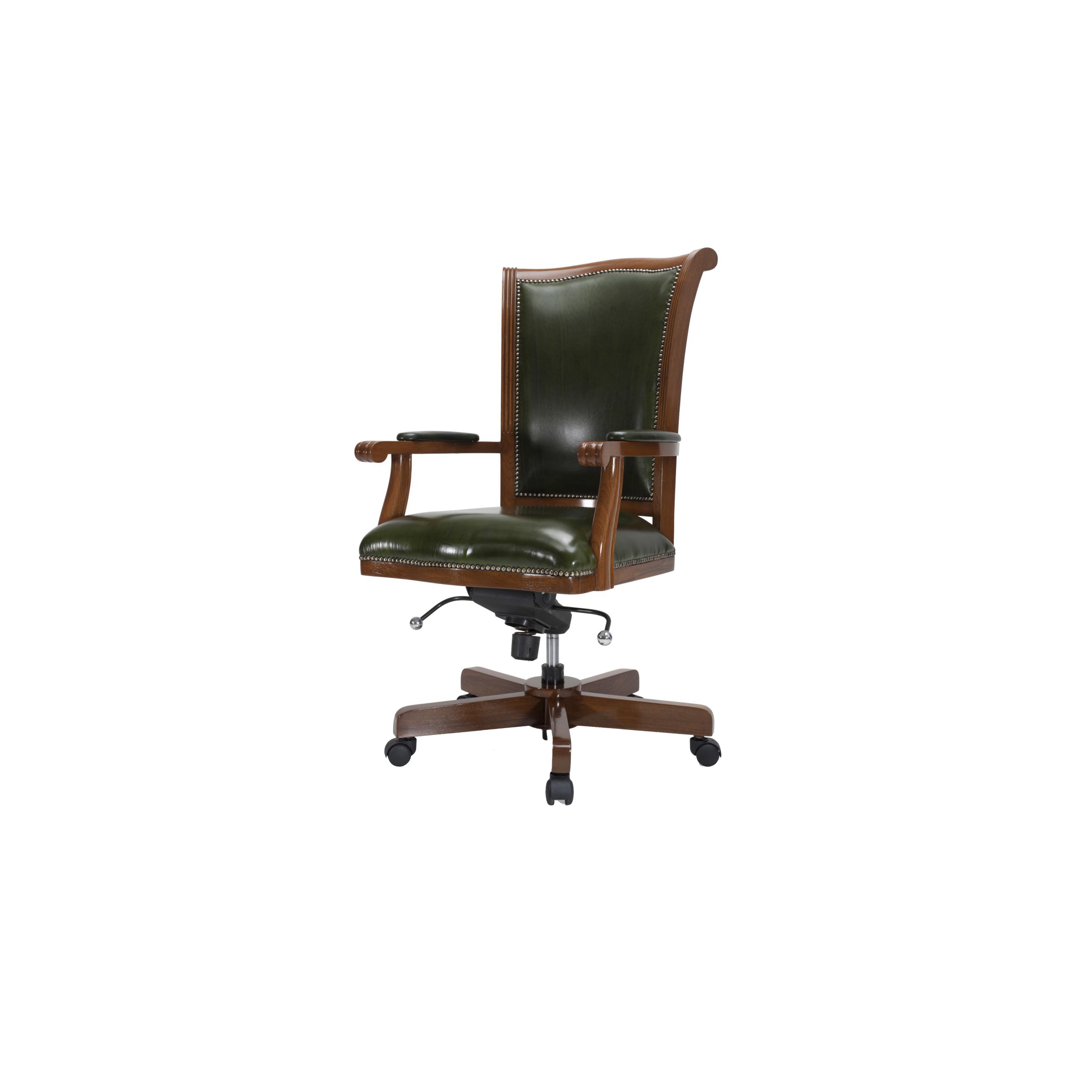 Heritage swivel chair