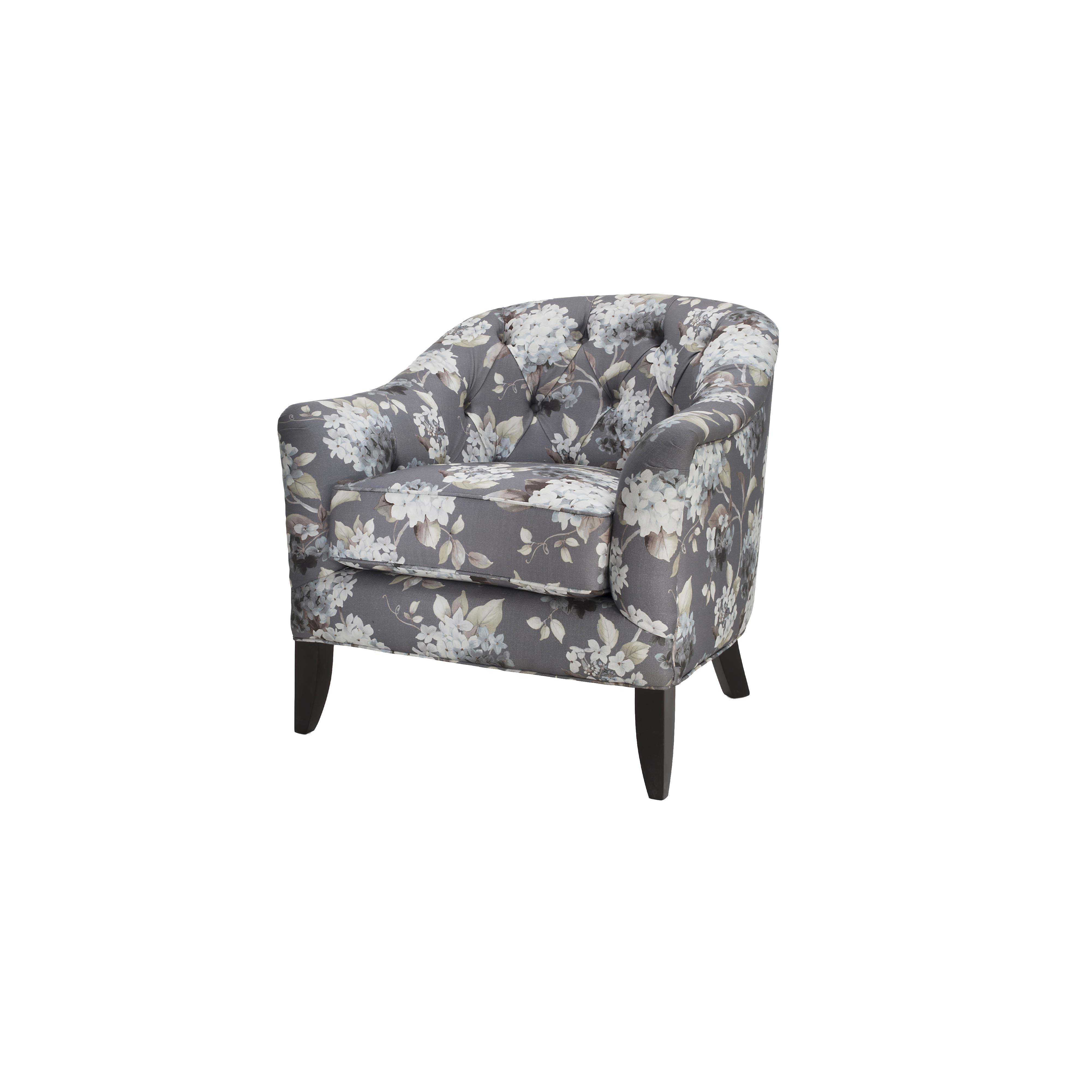 Azalea armchair