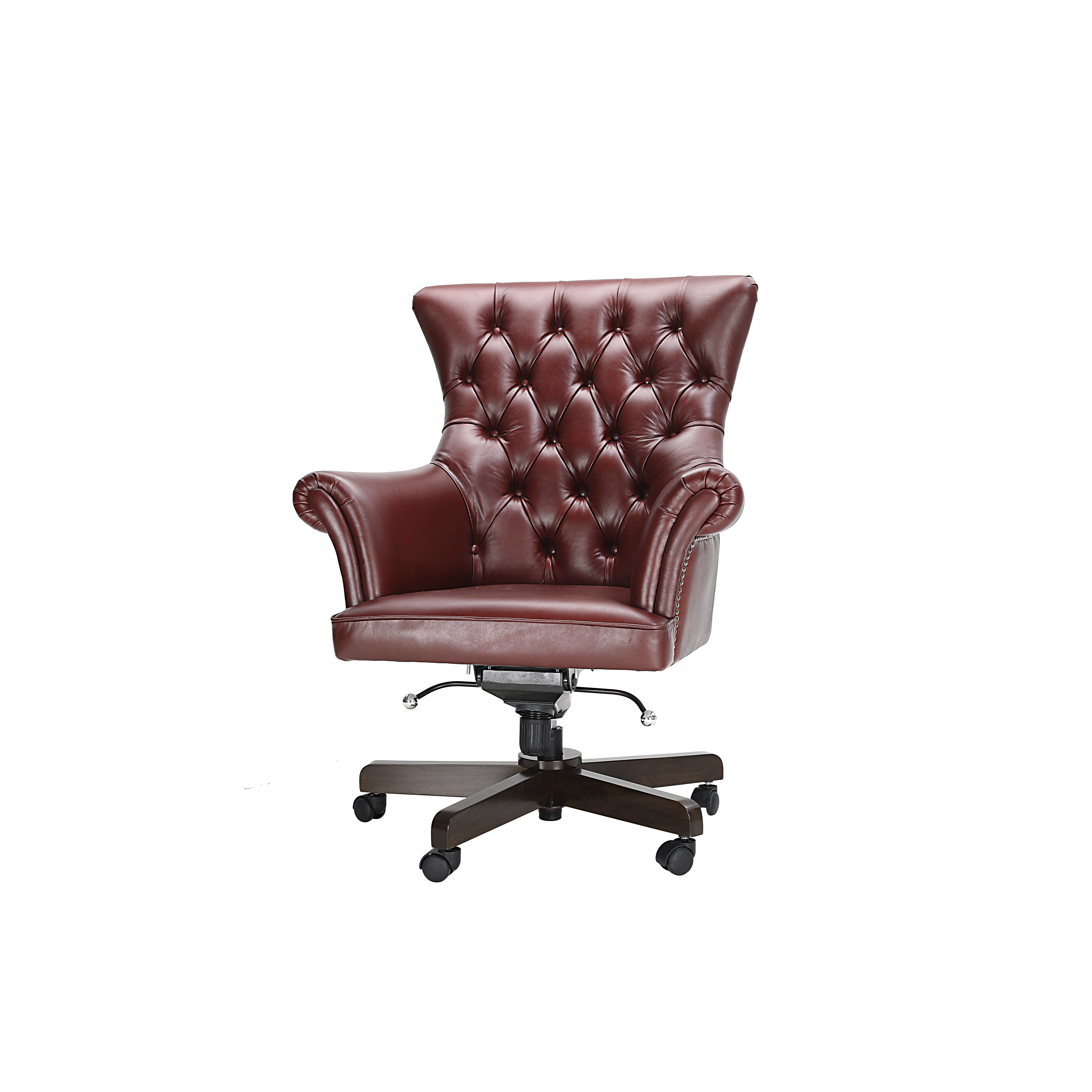 Hybrid swivel chair