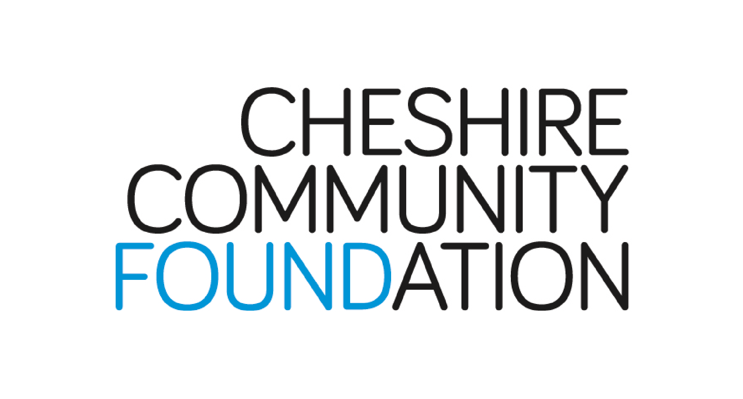 Cheshire community foundation logo