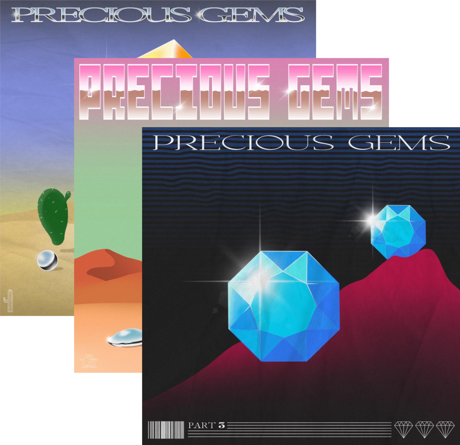 precious gems bundle