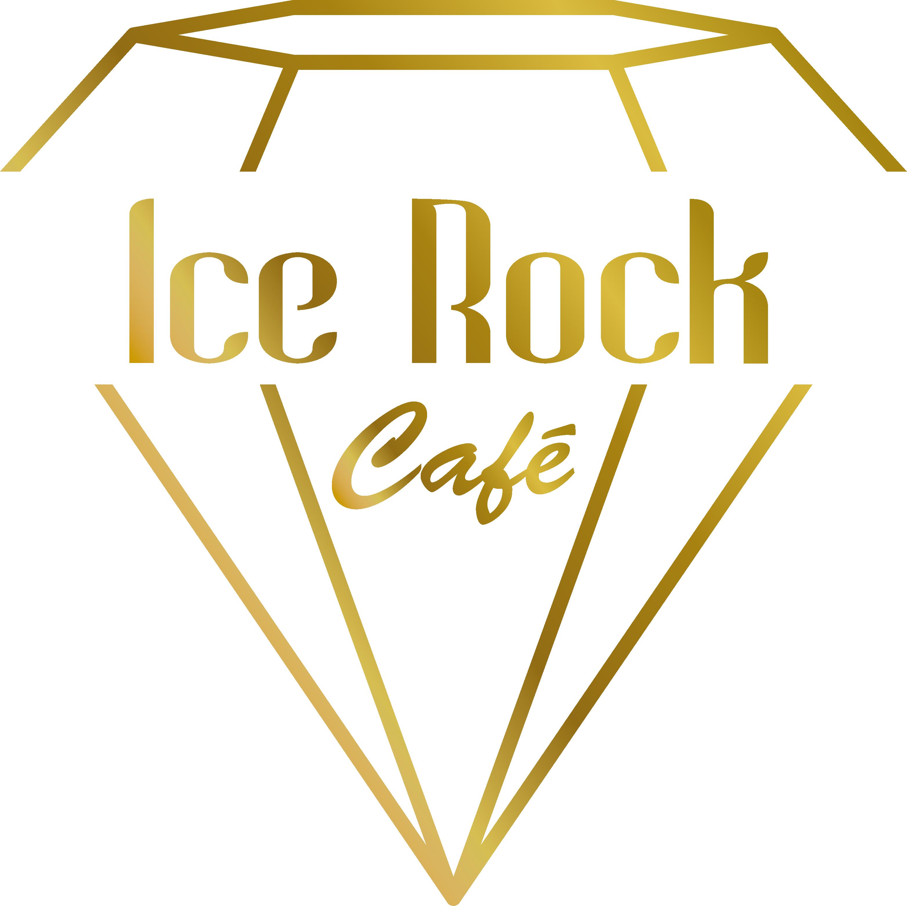 Ice Rock Cafe Logo