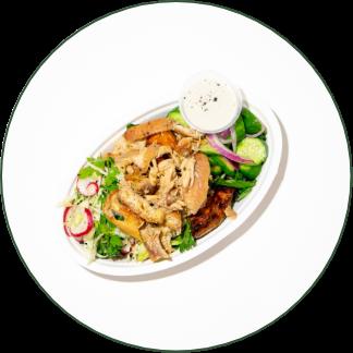 #1 Chicken FARE bowl