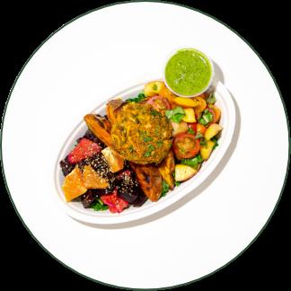 #3 Veggie Patty FARE Bowl