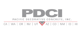 Pacific Decorative Concrete Logo