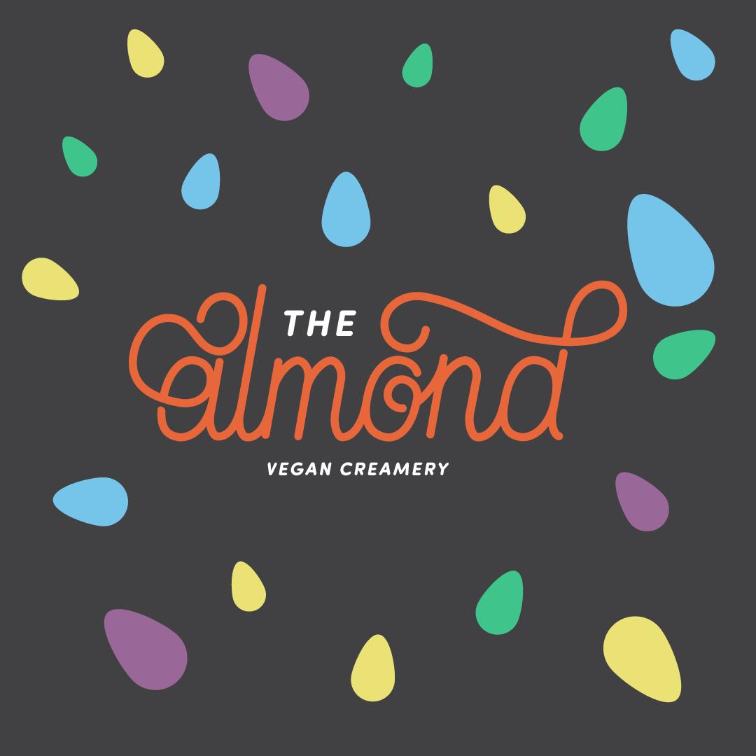The Almond logotype