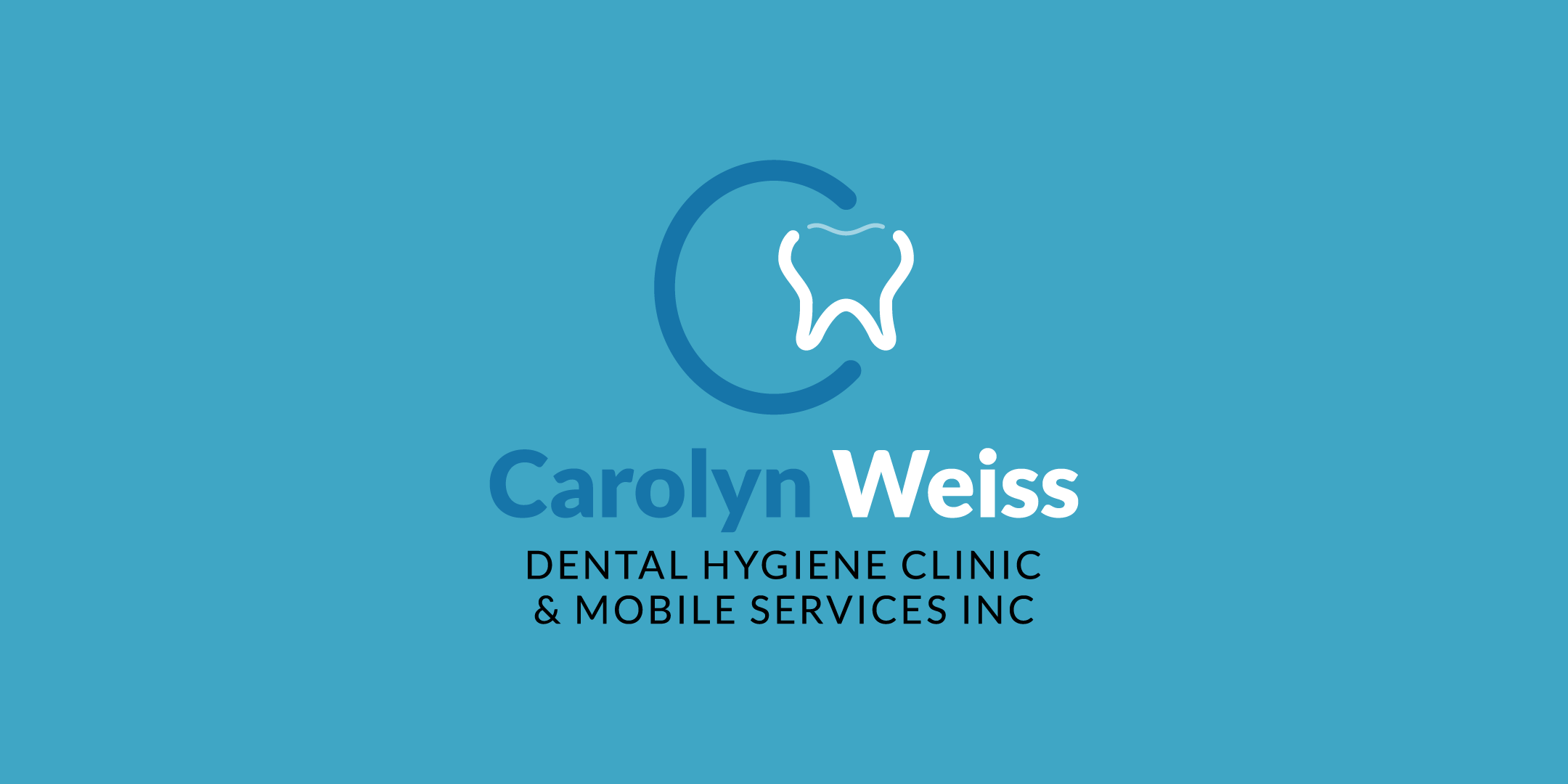 Carolyn Weiss stacked logo