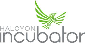 halcyon incubator logo