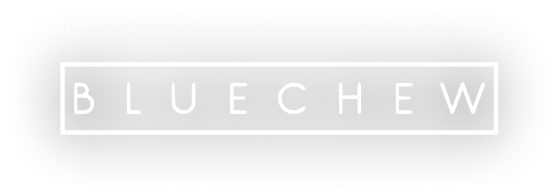 blue chew logo