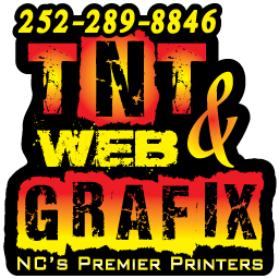 TnT Printing logo