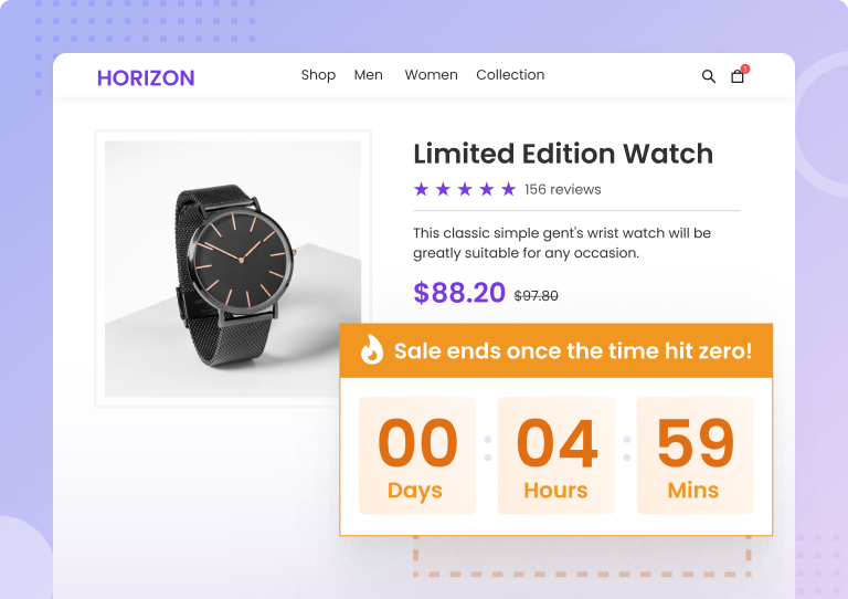 EcomSolid Cart Countdown Timer Add-on