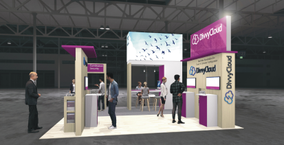Image of sample event exhibition designs