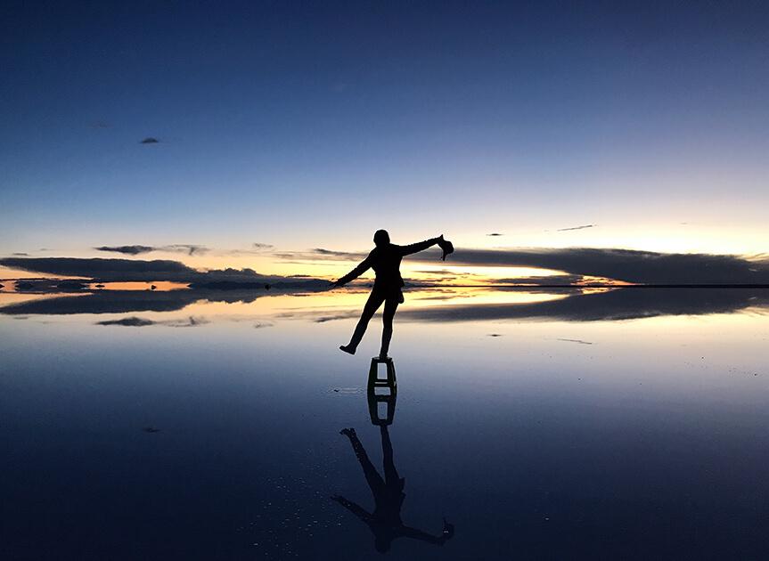 Bolivia Uyuni Salt Flat