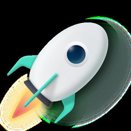 Kickass UX Rocket Solo Logo