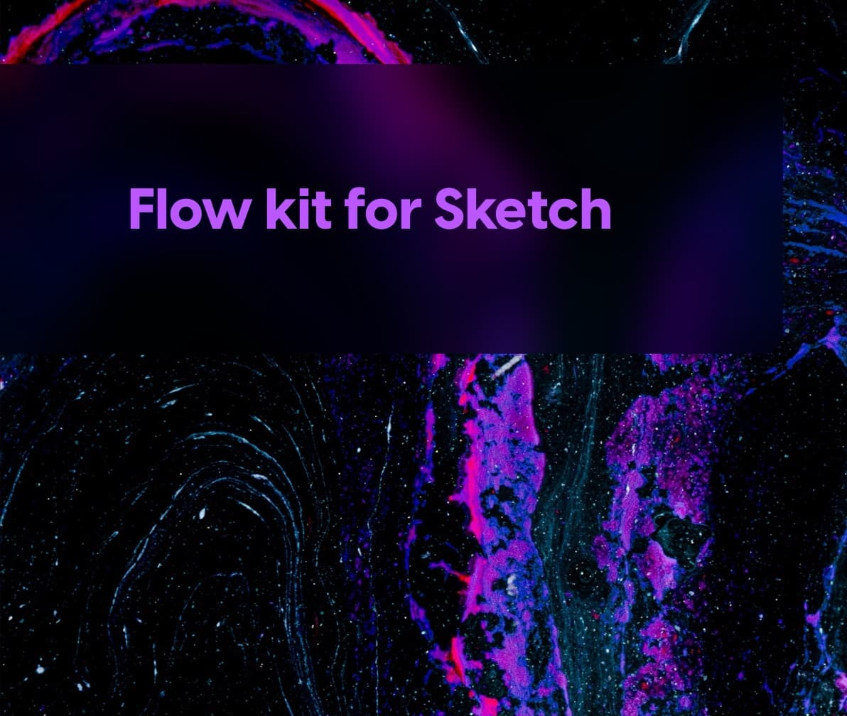 Flow kit for Sketch cover image