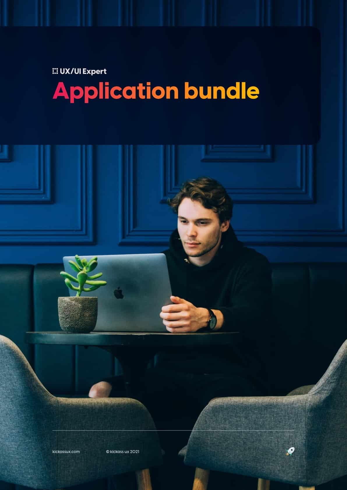 Application bundle thumbnail