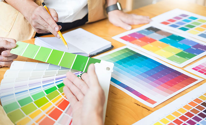 Pantone Reference  - Ultimate Glossary of Packaging Terms