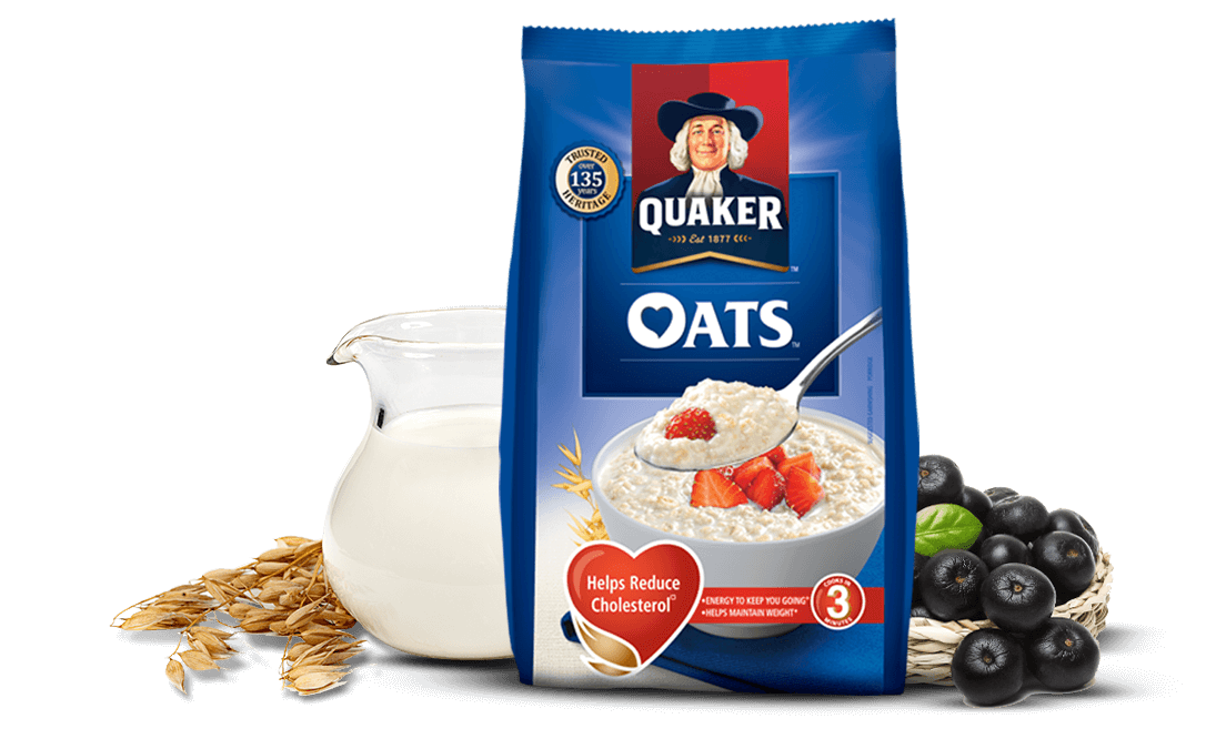 Quaker is the product name, 'Oats' is the statement of identity. FDA Food Labeling Guide (ArtworkFlow)