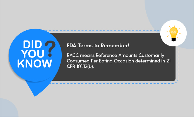 FDA Terms to Remember! DV aka Daily Value is the % amount of a particular nutrient present in a single serving. It helps customers to understand how the food product contributes to their daily diet and compare the nutritional value of food products. (FDA Food labeling guide - ArtworkFlow)
