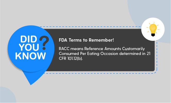 fda terms
