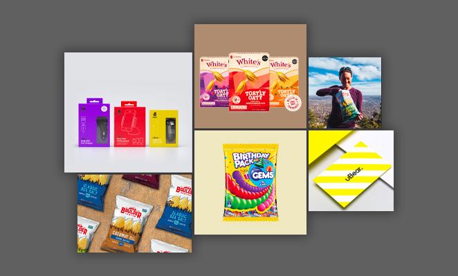 10 graphic design trends - photorealism designs