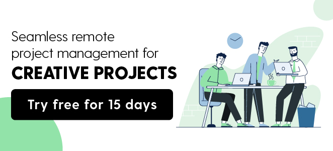 Artwork Flow - Seamless remote project management  for creative projects - Try free for 15 days