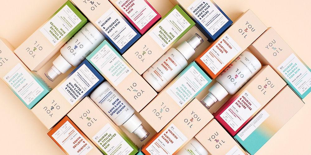 skincare product design idea