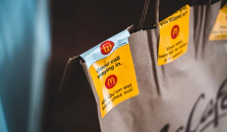 food safety through product labeling - mcdonalds