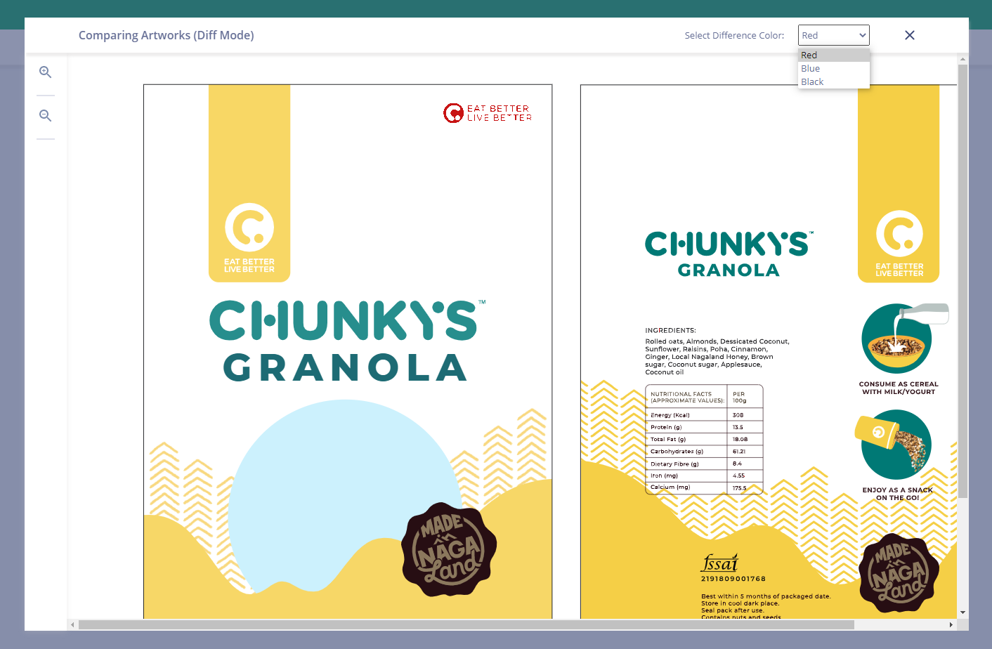 7 Tools That Every Brand Manager Should Bookmark -  PDF Compare Artwork Flow
