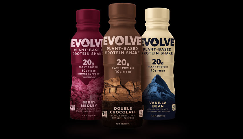 Product Launch Example - Evolve