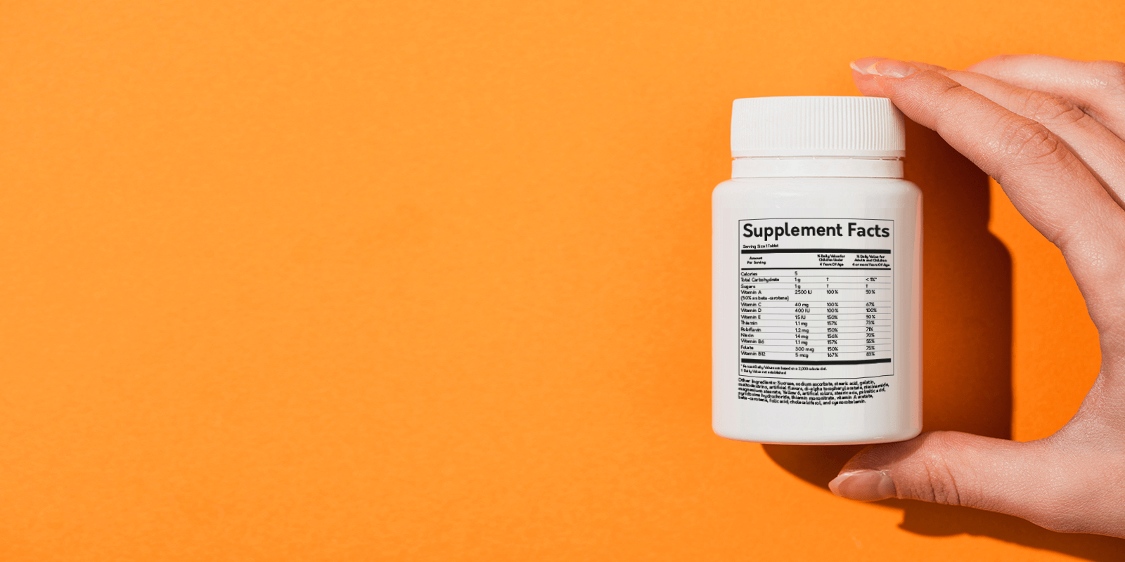 Your Go-to Handbook of FDA's Labeling Requirements For Dietary Supplements