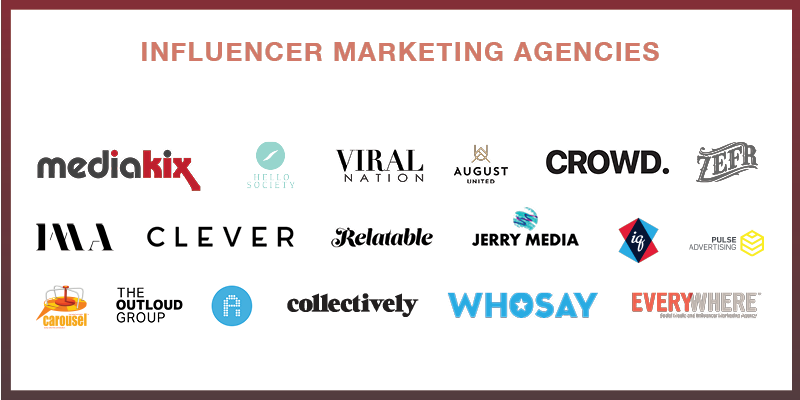 Image result for top ten influencer marketing agencies