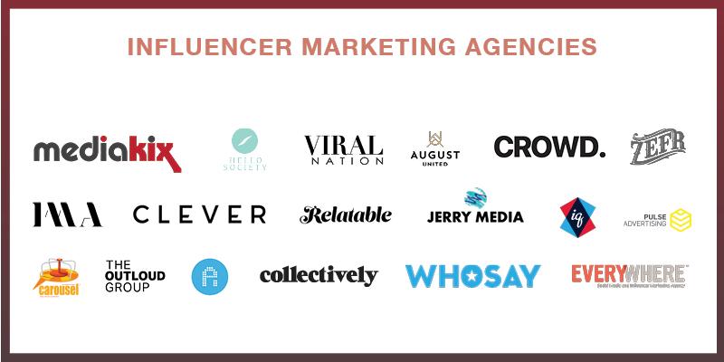 Image result for top ten influencer marketing agencies