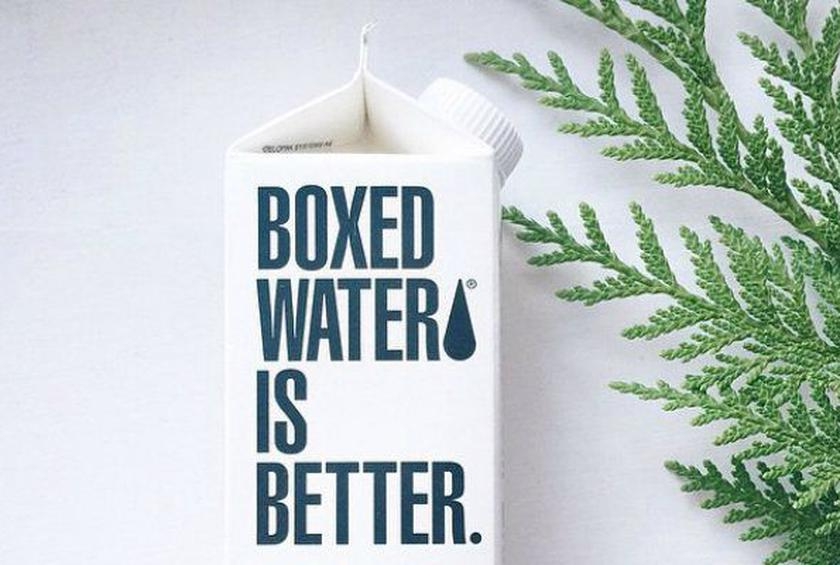 how boxed water grew in social media using hashtags and micro influencers
