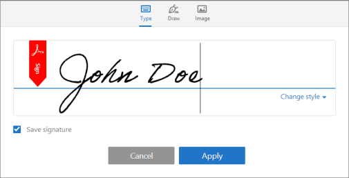 example of adobe sign for ambassador contracts