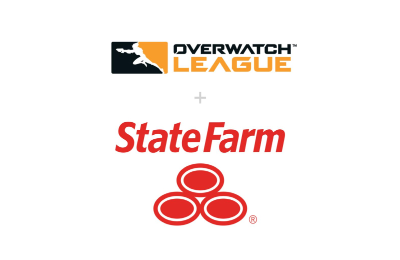 state farm sponsors overwatch league esports gaming