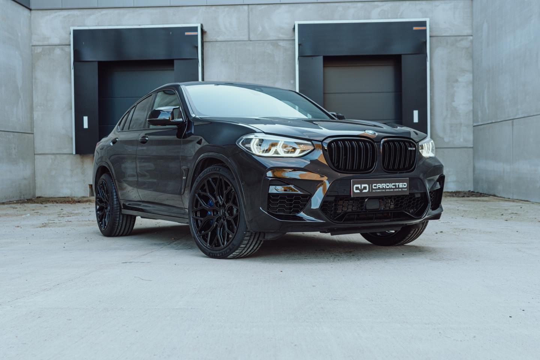 BMW X4M Vossen wheels